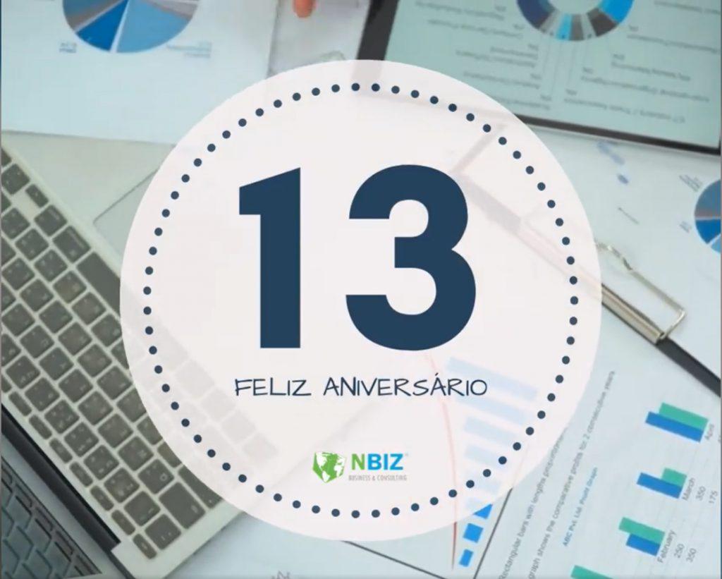 13º Aniversário da Nbiz